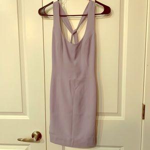 Dresses & Skirts - Lilac Mini Dress
